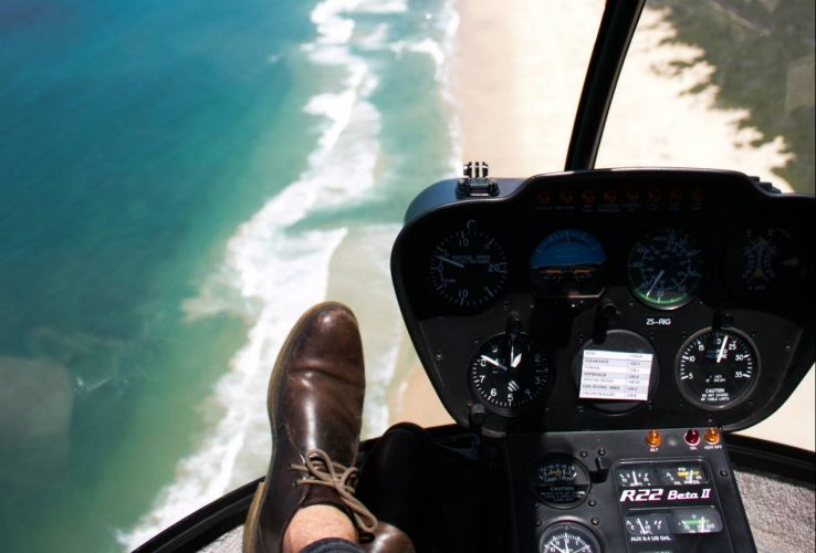 Top 5 Most Adventurous things to do in Coffs Harbour Coastal Helicopter Ride